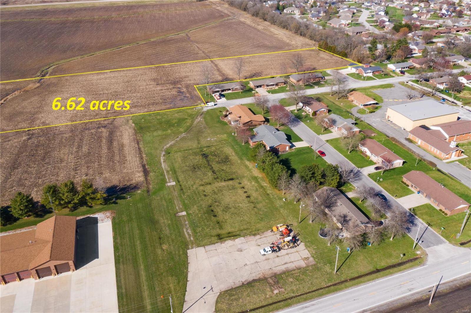 0 W 2nd St Property Photo - Trenton, IL real estate listing