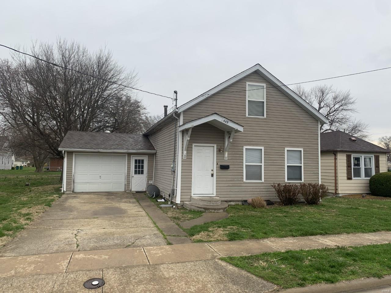 449 N 5th Street Property Photo - Breese, IL real estate listing