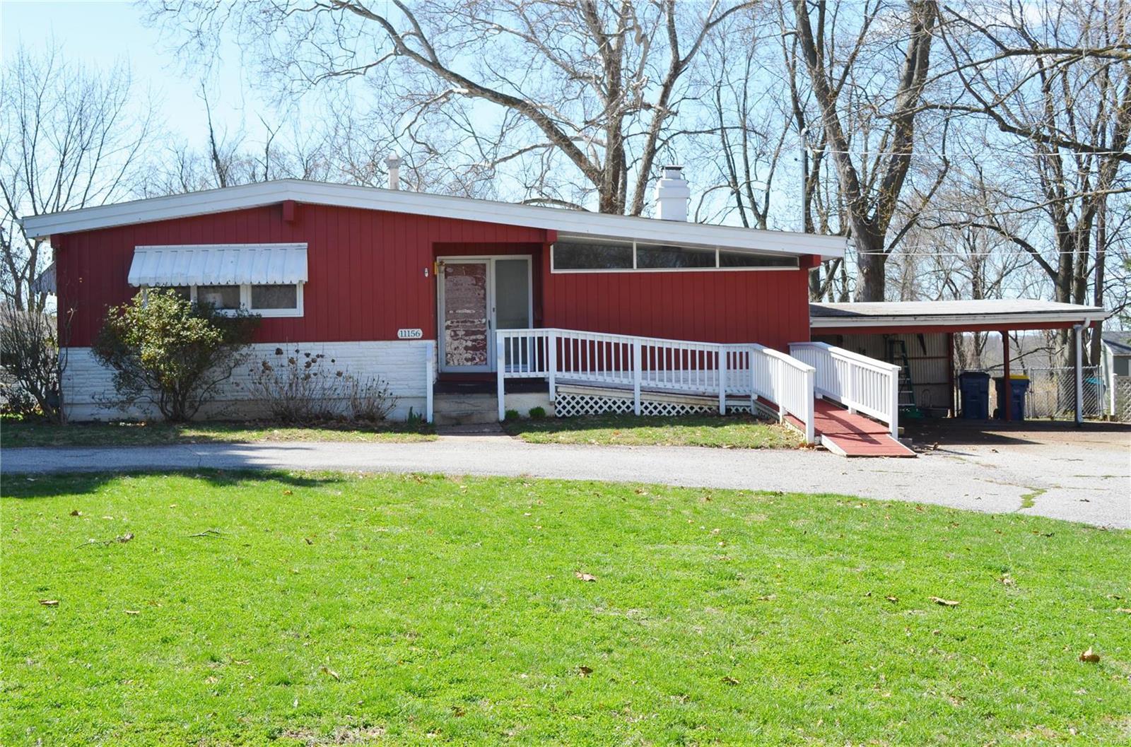 11156 Morrow Drive Property Photo - St Ann, MO real estate listing