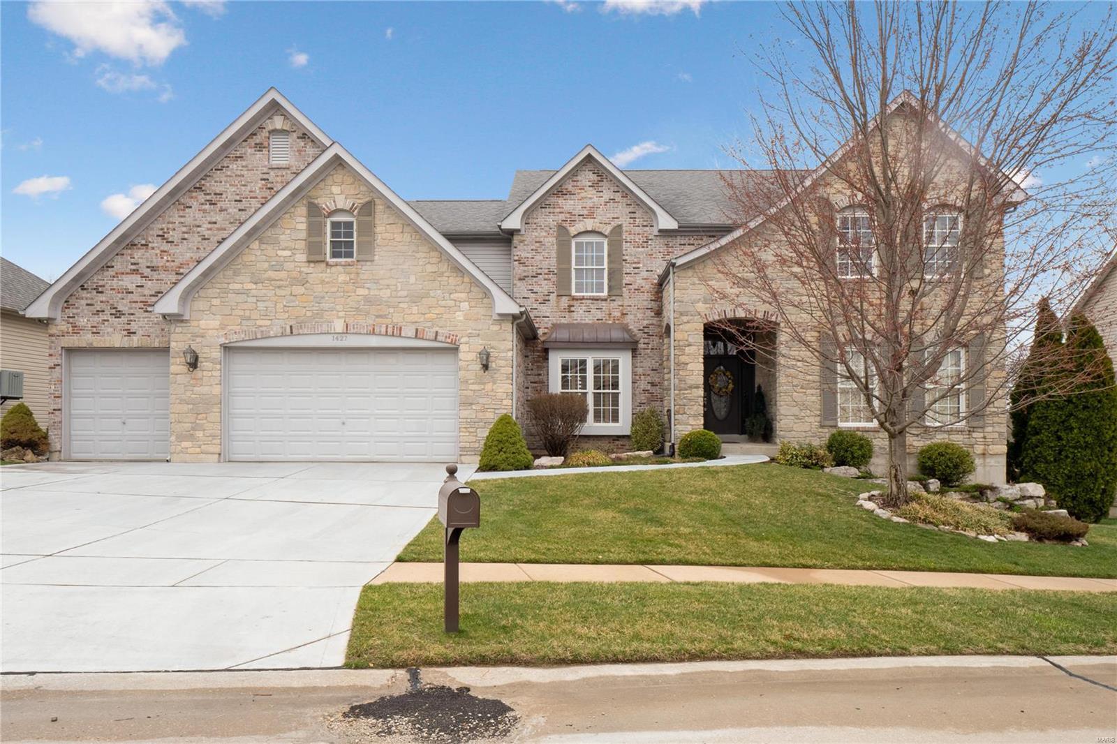 1427 Legacy Circle Property Photo - Fenton, MO real estate listing