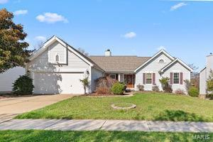 548 Copper Lakes Boulevard Property Photo - Wildwood, MO real estate listing