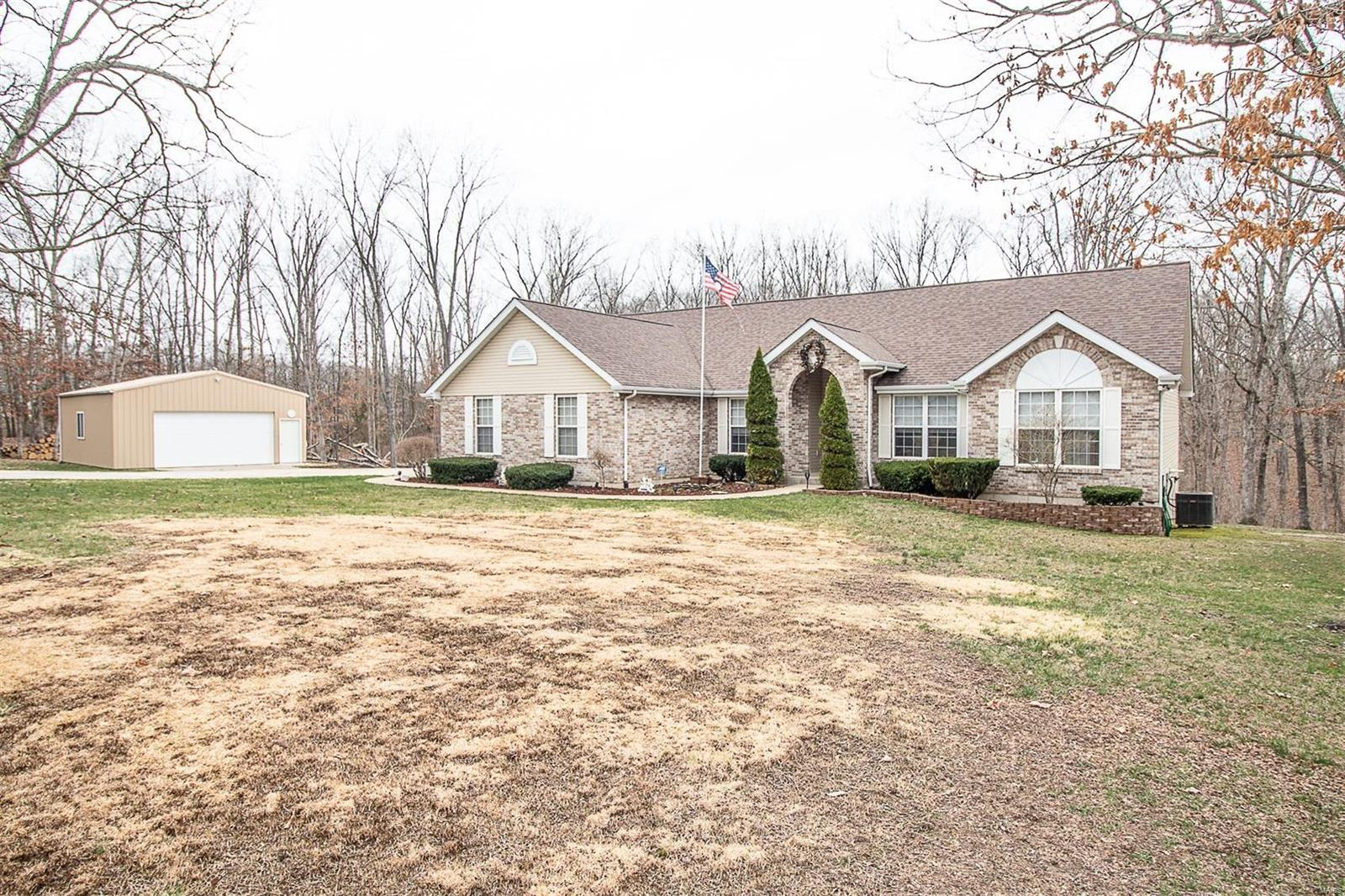 195 Red Hawk Ridge Drive Property Photo - Troy, MO real estate listing