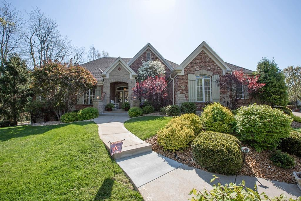 601 Legend Hill Court Property Photo - St Charles, MO real estate listing