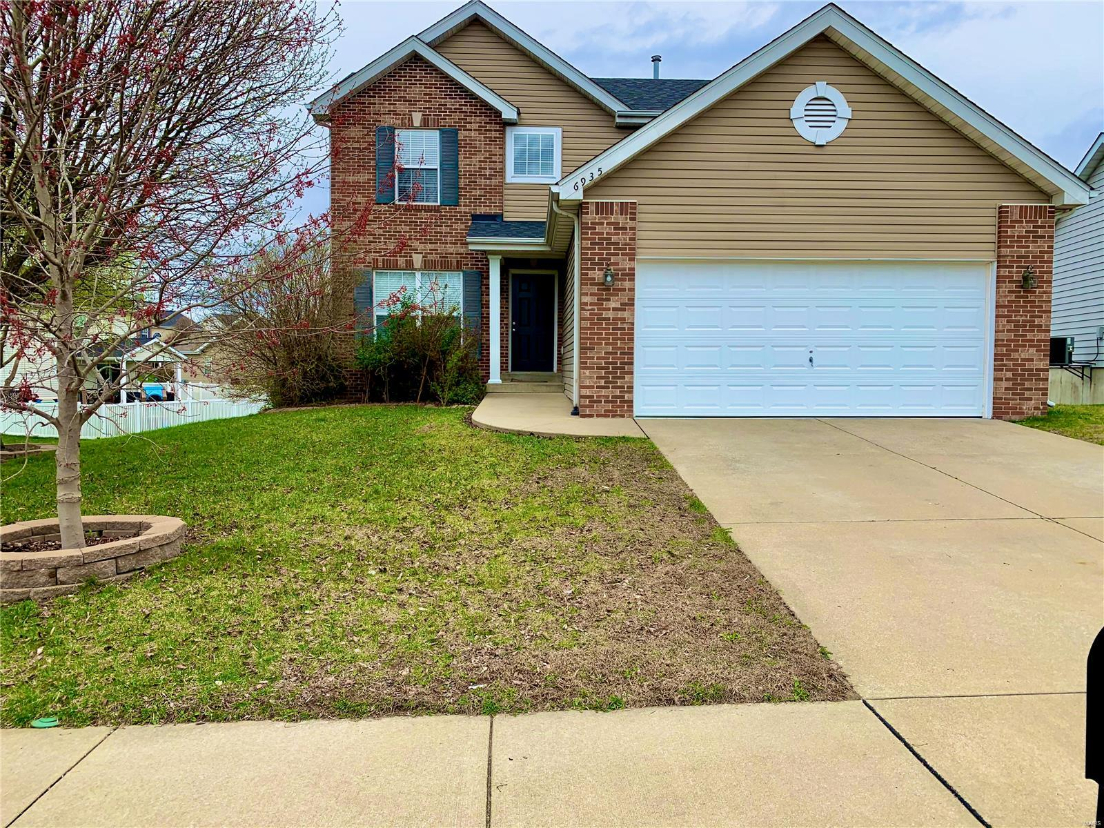 6935 Conner Pointe Property Photo - Fairview Heights, IL real estate listing