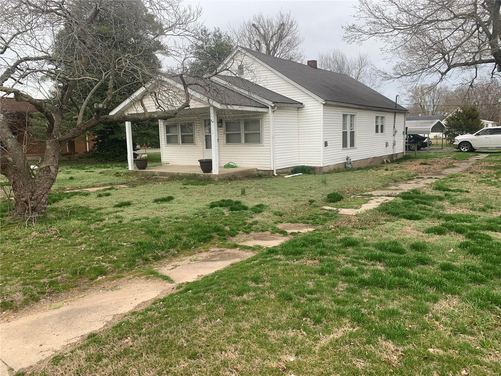 100 N Kirkwood Property Photo - Morley, MO real estate listing