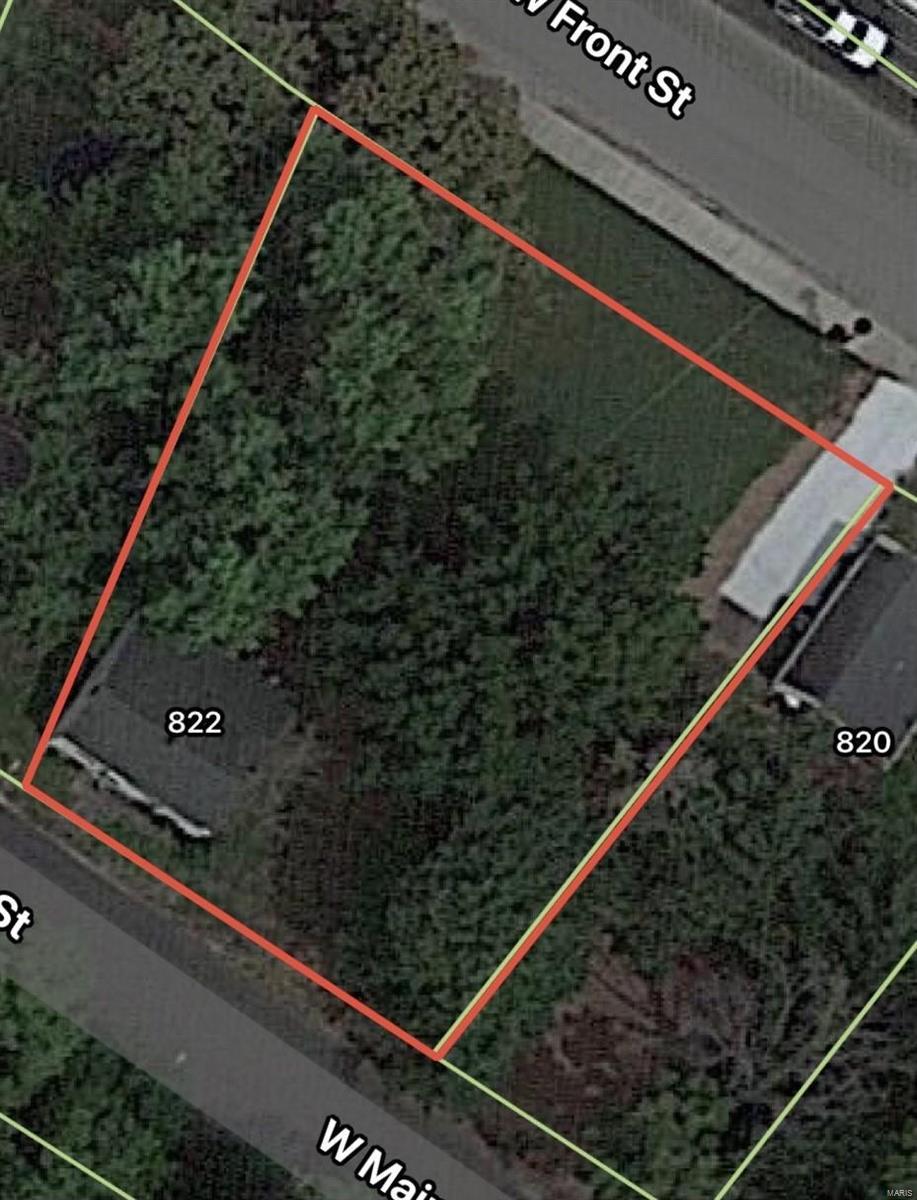822 W Main Street Property Photo
