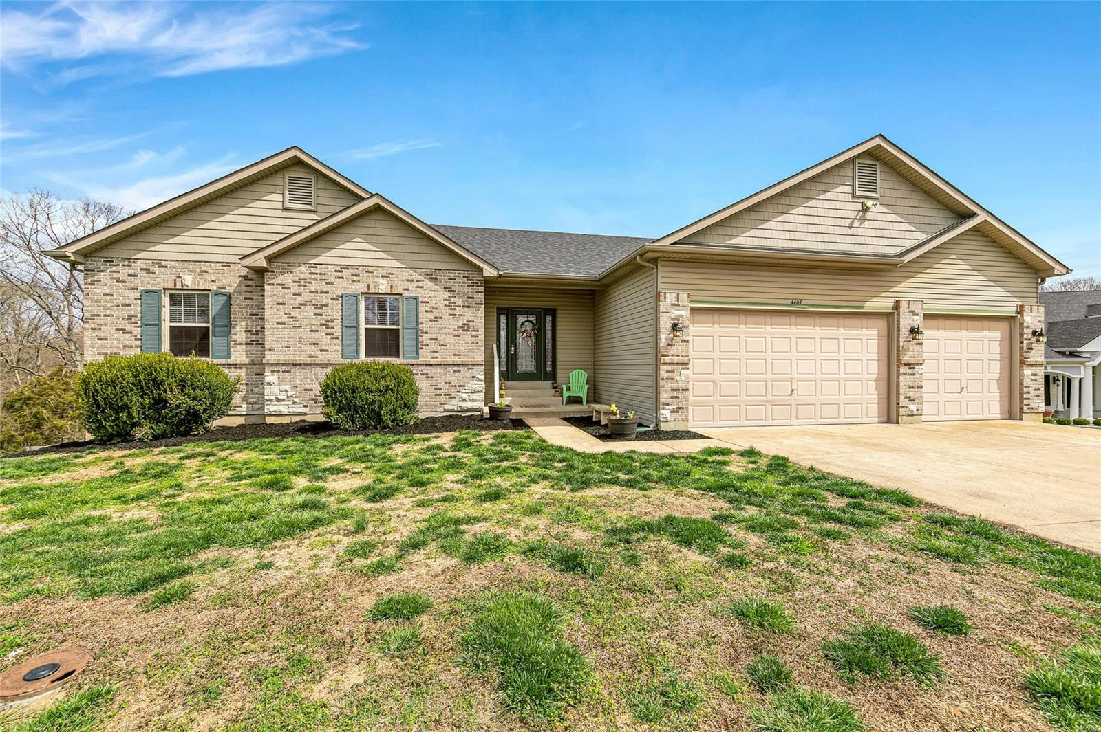 4407 Sir Wesley Court Property Photo - High Ridge, MO real estate listing