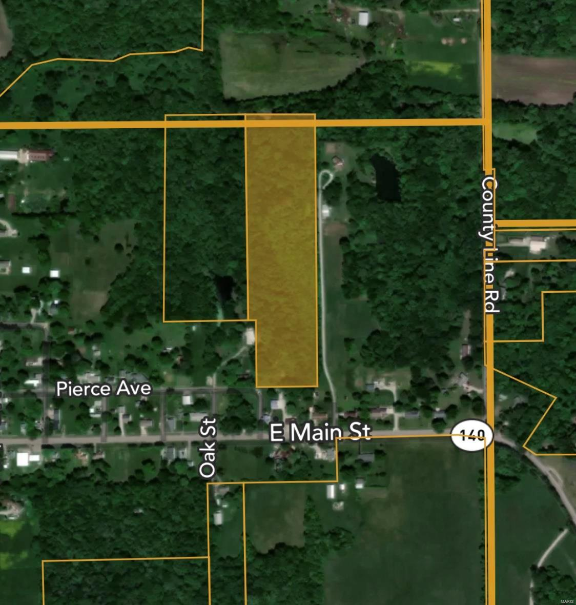 601 N Center Road Property Photo - Mulberry Grove, IL real estate listing