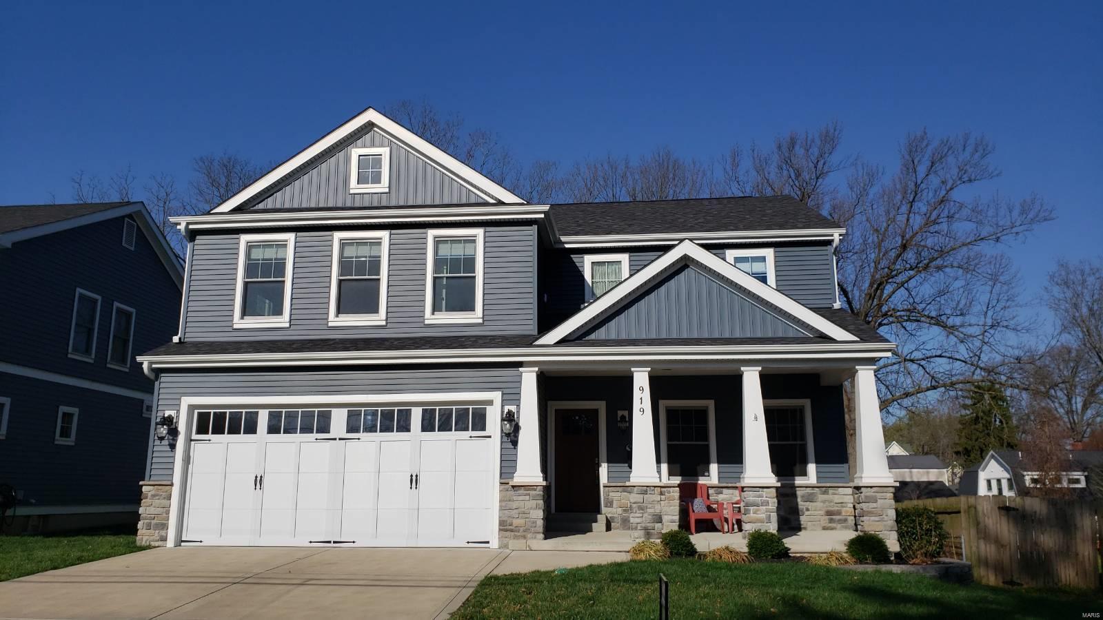821 N Harrison Avenue Property Photo - St Louis, MO real estate listing