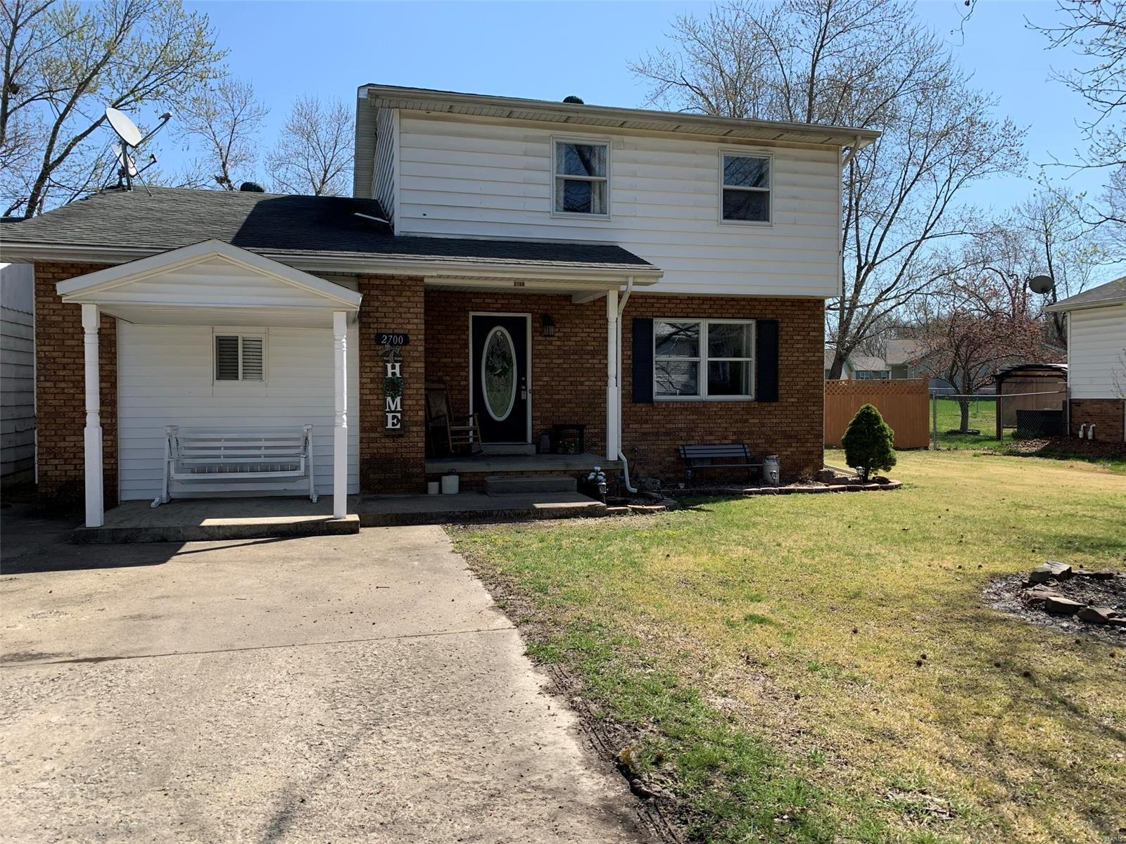 2700 N Brownsville Road Property Photo - Mount Vernon, IL real estate listing
