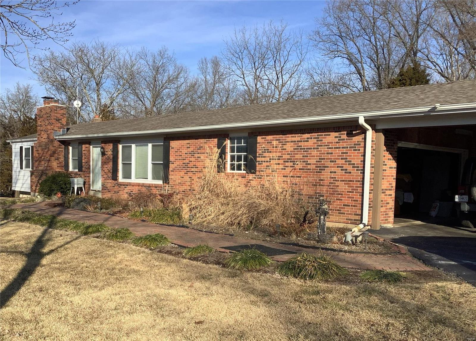9750 Evergreen Lane Property Photo - Bloomsdale, MO real estate listing