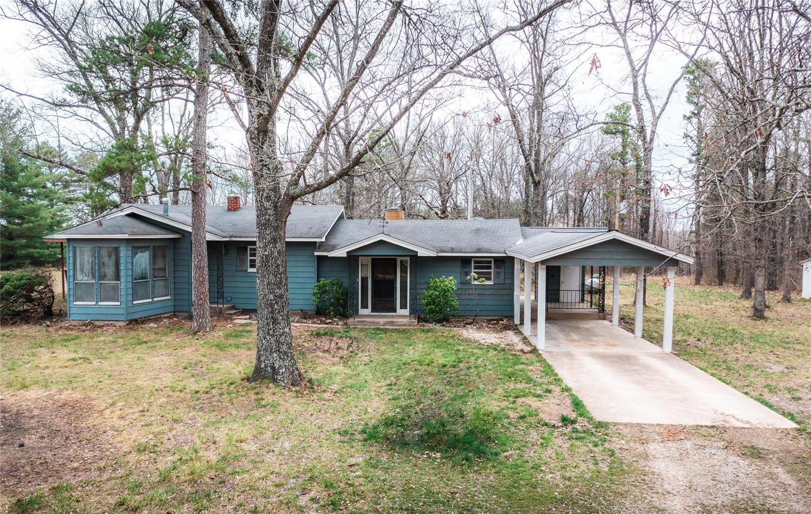 11757 Hartville Road Property Photo - Licking, MO real estate listing