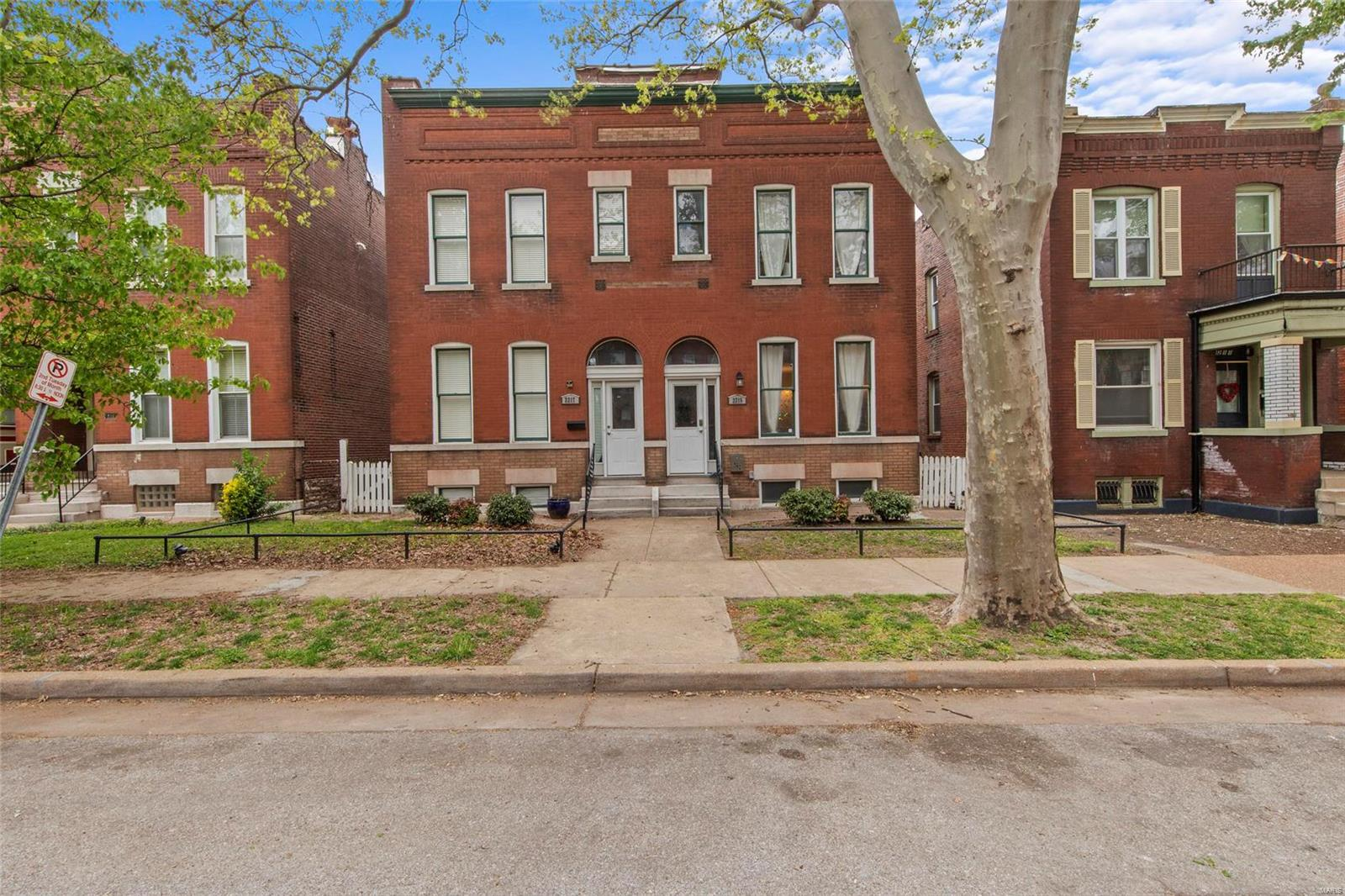 2215 Indiana Avenue Property Photo - St Louis, MO real estate listing