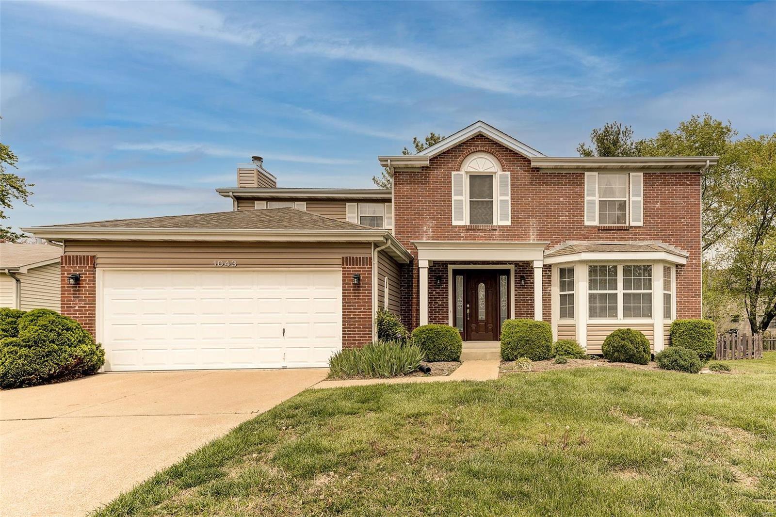 1043 Trifecta Drive Property Photo - Florissant, MO real estate listing