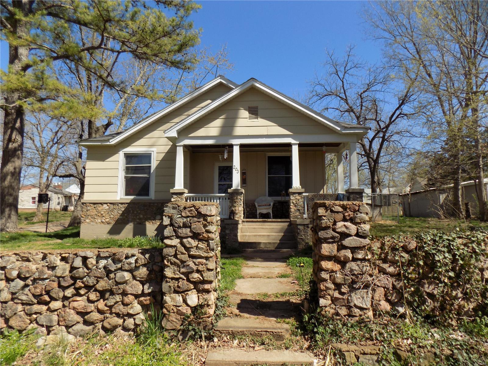 203 Cedar Street Property Photo - Arcadia, MO real estate listing