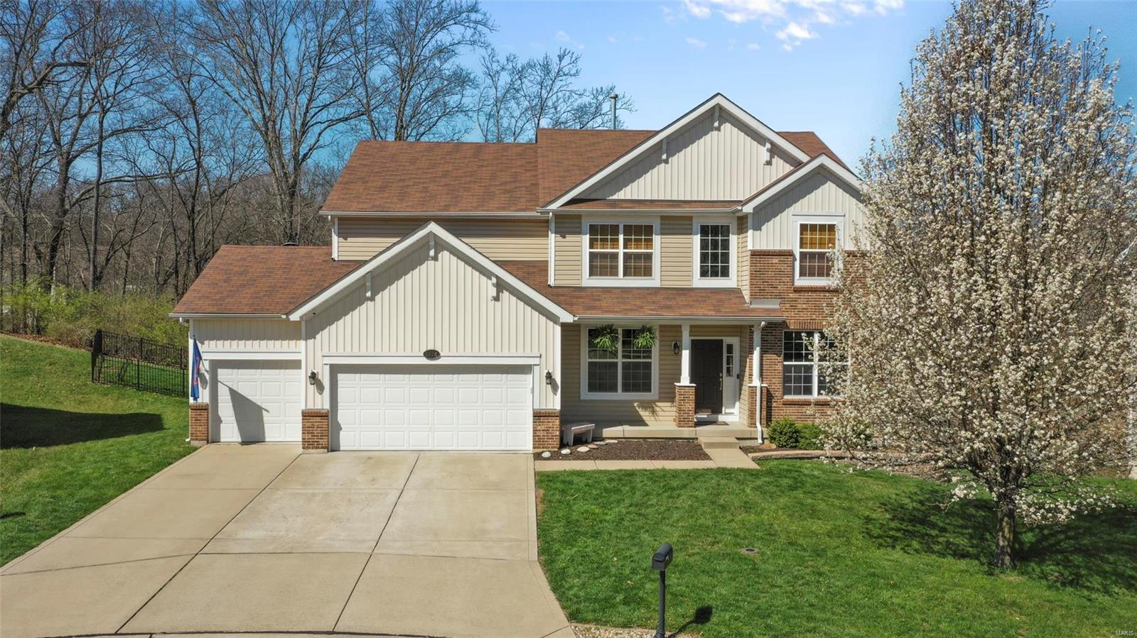 1408 Heritage Valley Drive Property Photo - High Ridge, MO real estate listing