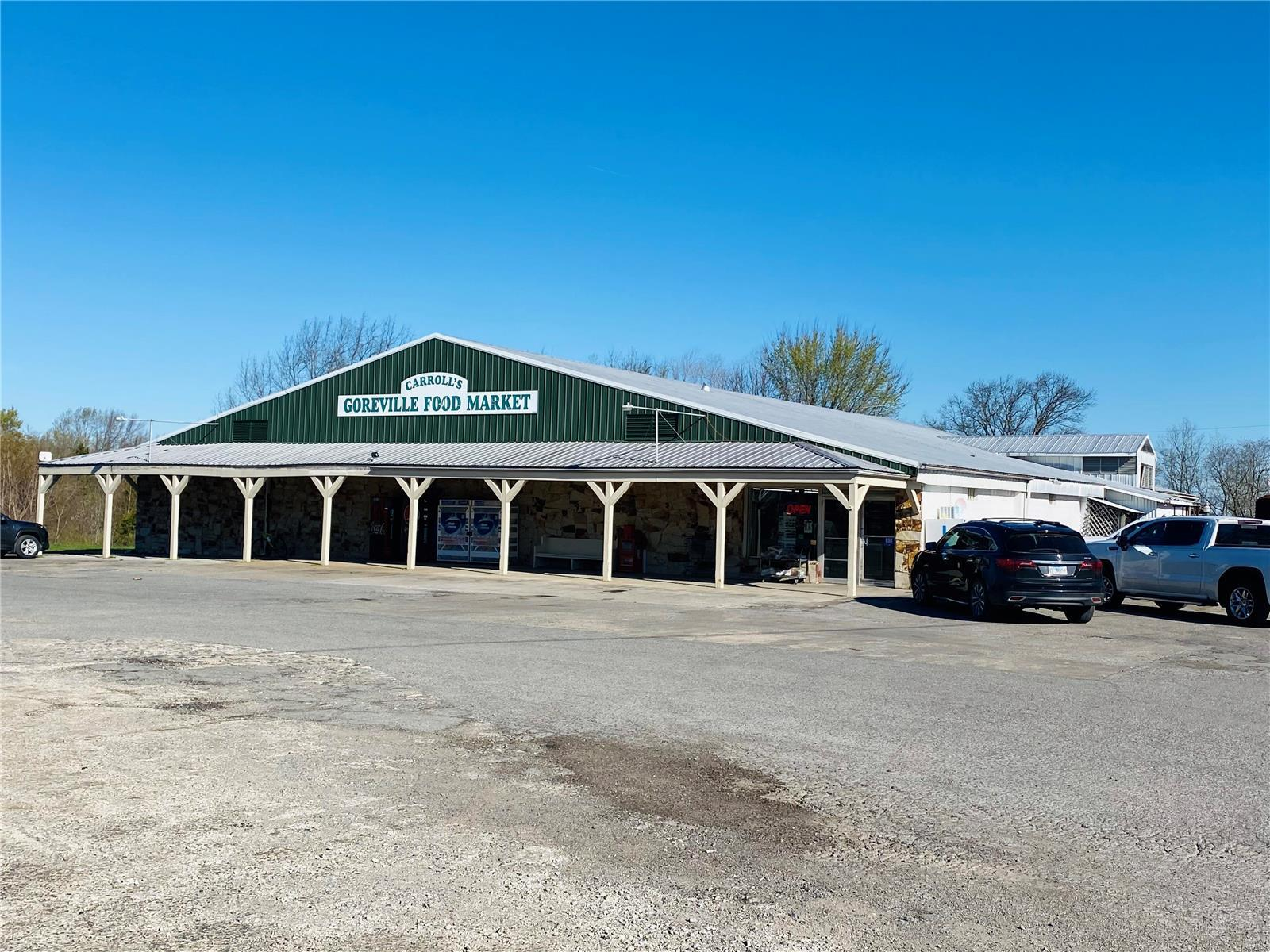 700 W Main Street Property Photo - Goreville, IL real estate listing
