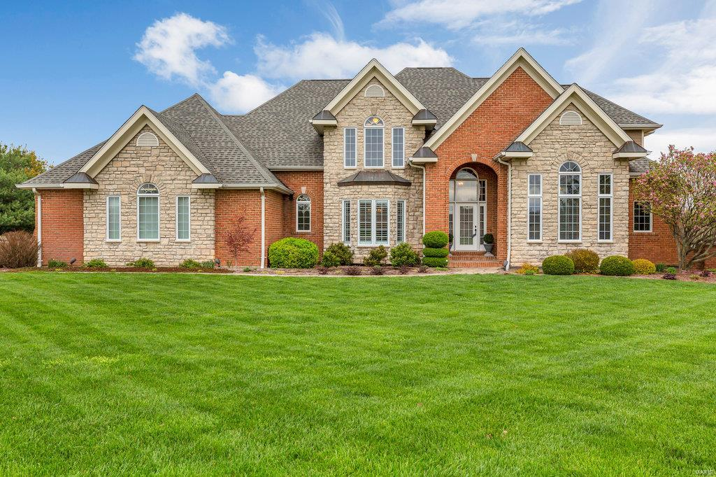 3509 Rosewood Lane Property Photo - Columbia, IL real estate listing