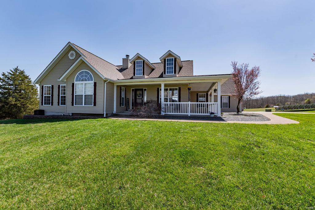 9600 Mitchell Property Photo - Hillsboro, MO real estate listing