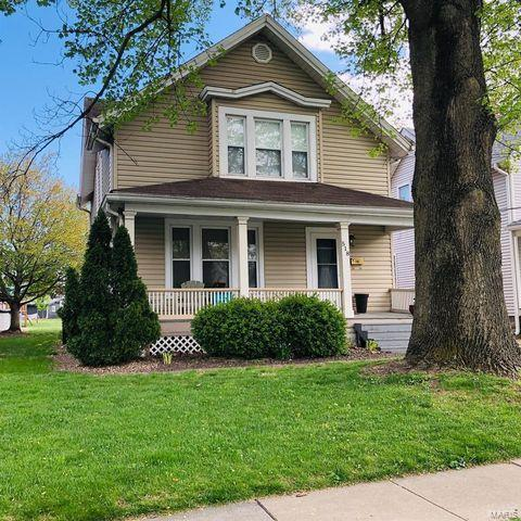 518 W Pearl Street Property Photo - Jerseyville, IL real estate listing