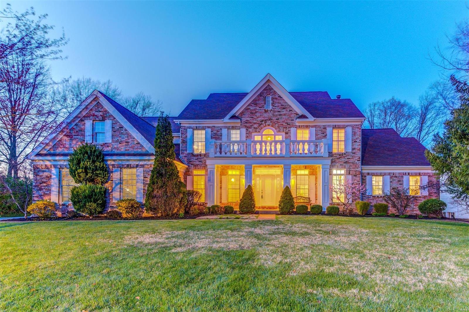 749 Kraffel Lane Property Photo - Chesterfield, MO real estate listing