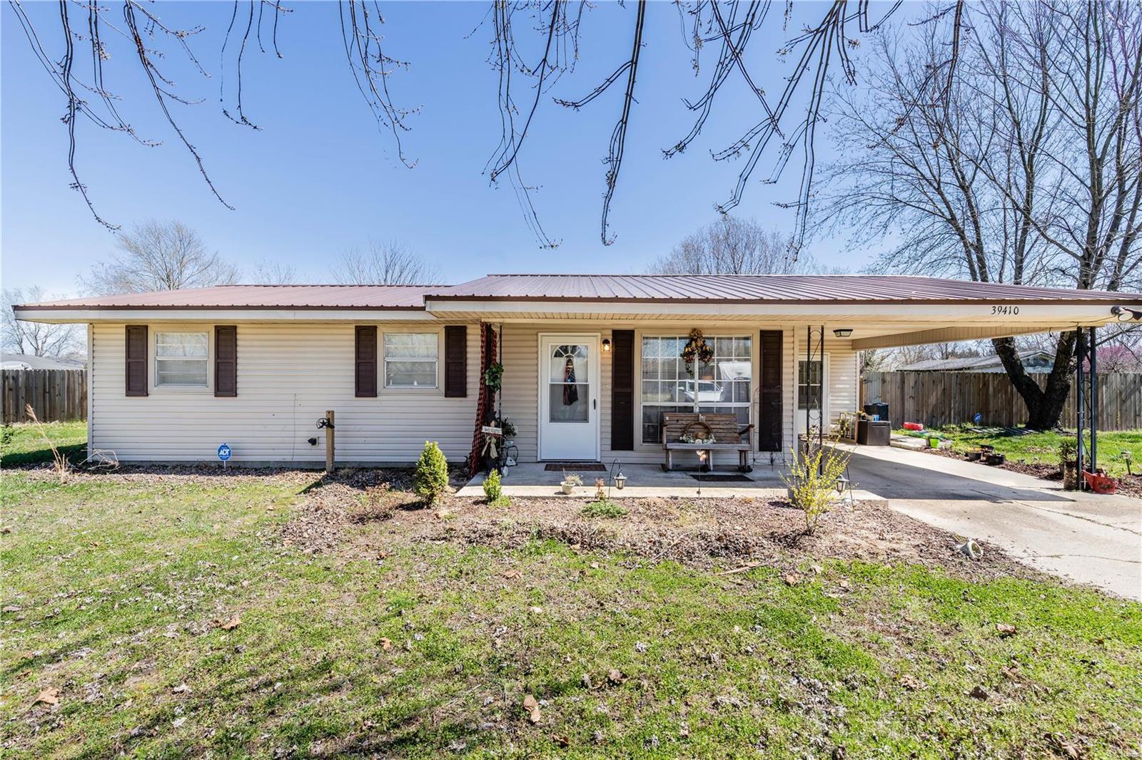 39410 W Sue Drive Property Photo - Malden, MO real estate listing
