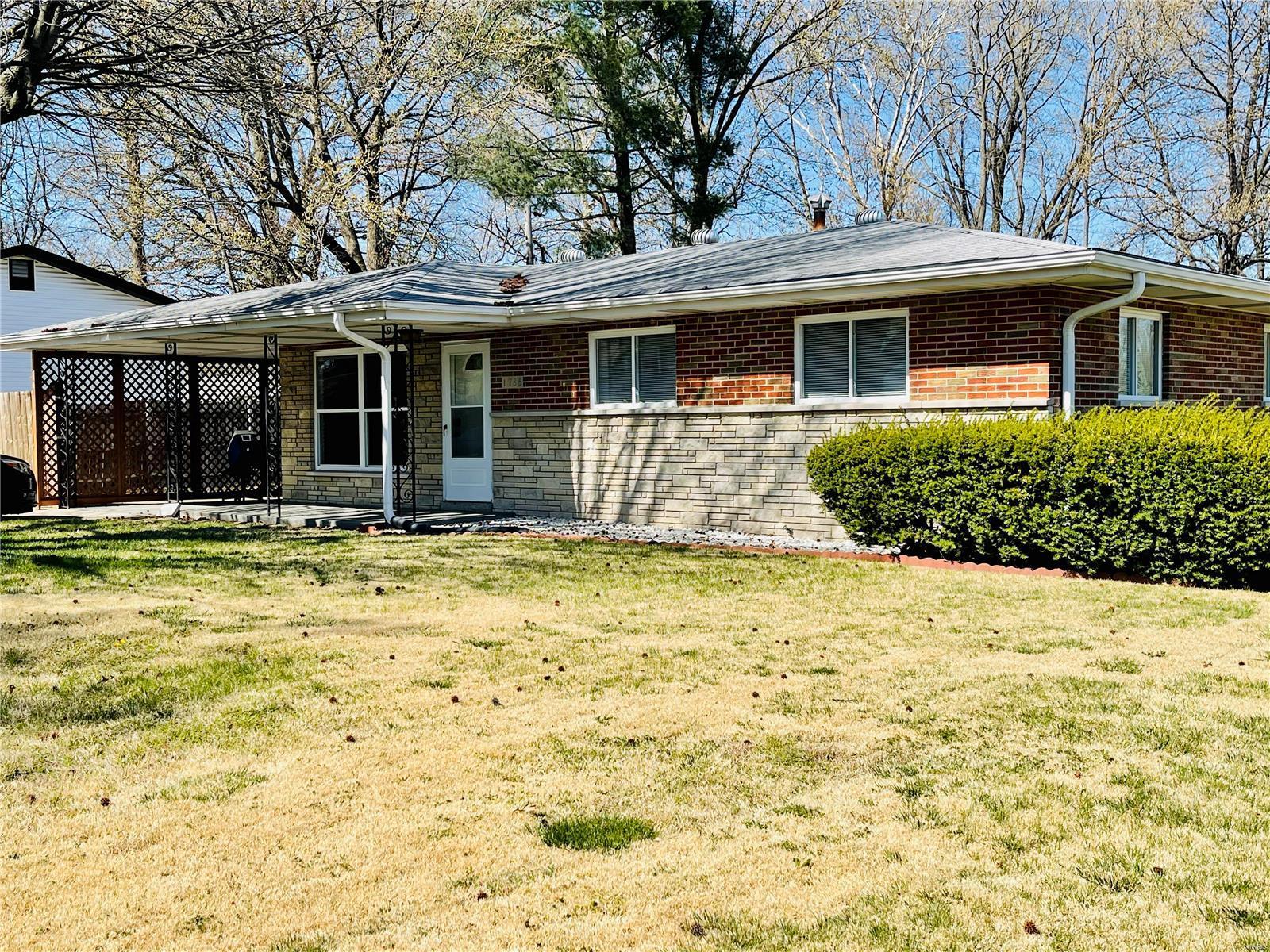 1785 Bobbinray Avenue Property Photo - Florissant, MO real estate listing