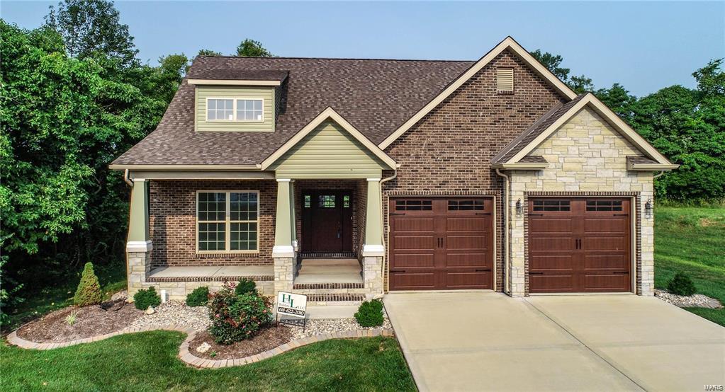 1110 PEBBLE BEACH Drive Property Photo - Caseyville, IL real estate listing