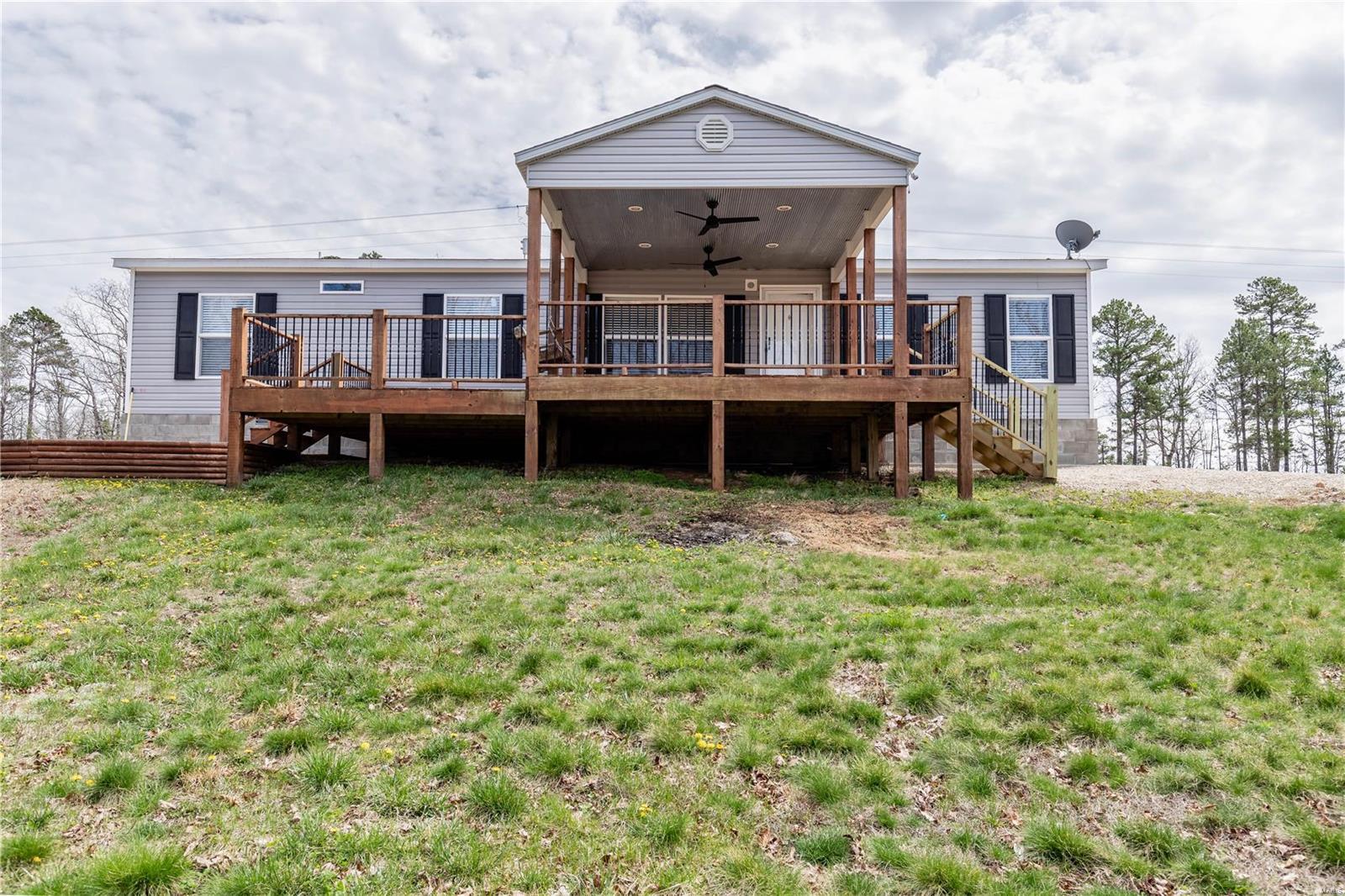 623 Carter Rt U Property Photo - Van Buren, MO real estate listing