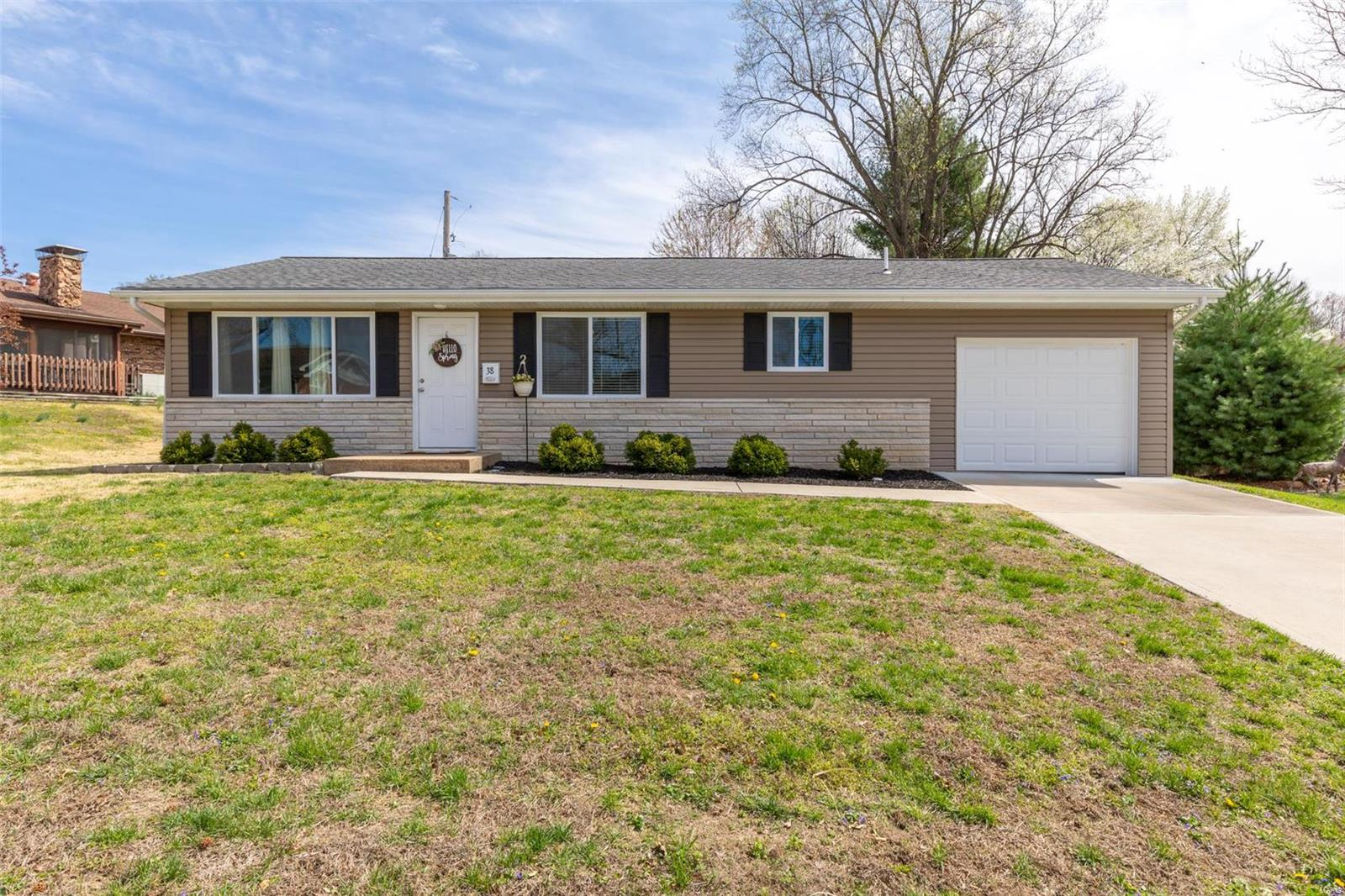 38 Neale Drive Property Photo - Crystal City, MO real estate listing