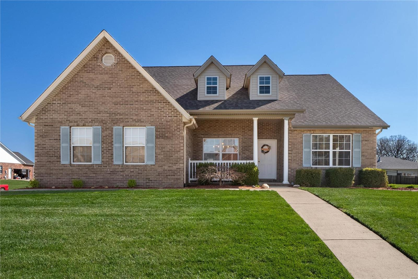 3284 Veranda Court Property Photo - Millstadt, IL real estate listing