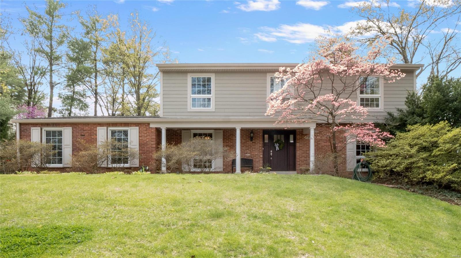 544 Timberwyck Drive Property Photo - Frontenac, MO real estate listing
