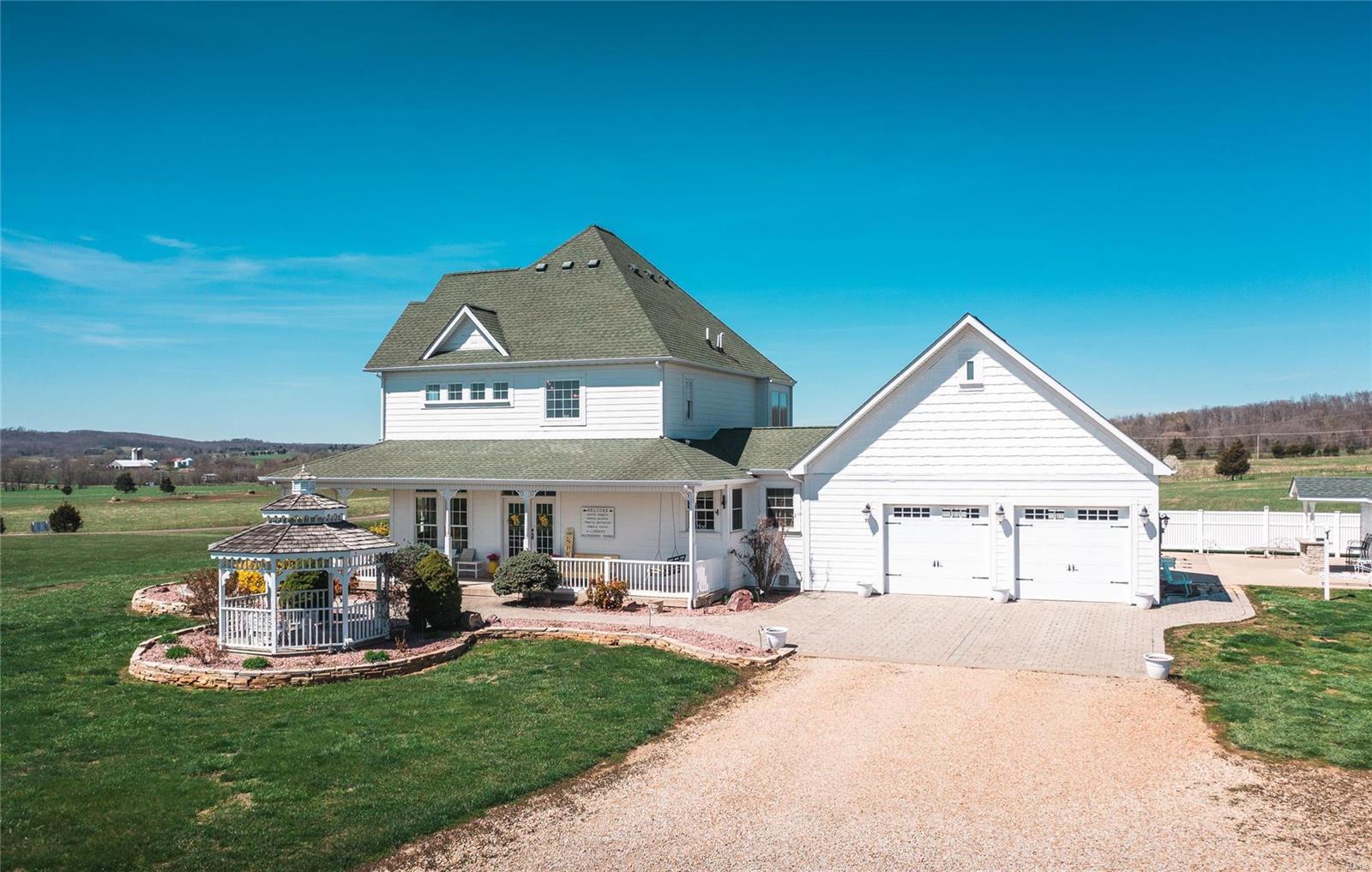 1450 State Highway OO Property Photo - Farmington, MO real estate listing