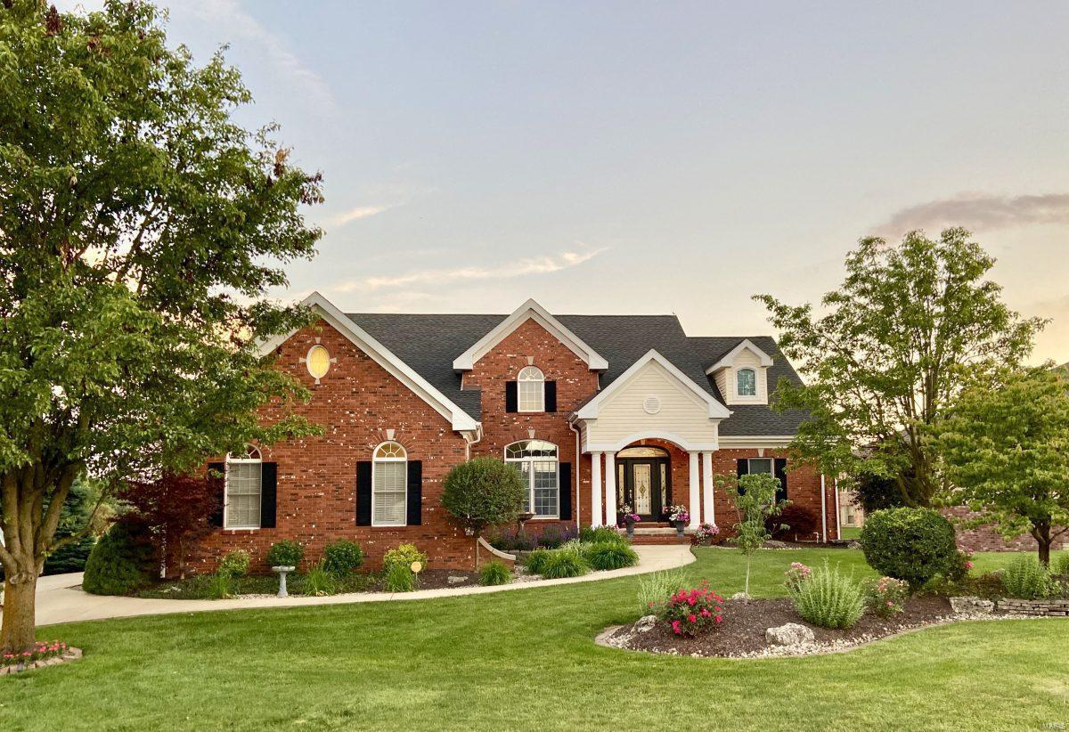 101 Waterfall Court Property Photo - Glen Carbon, IL real estate listing