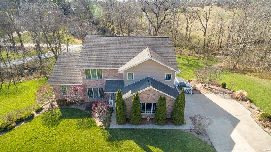 1731 Old Hickory Road Property Photo - Jackson, MO real estate listing