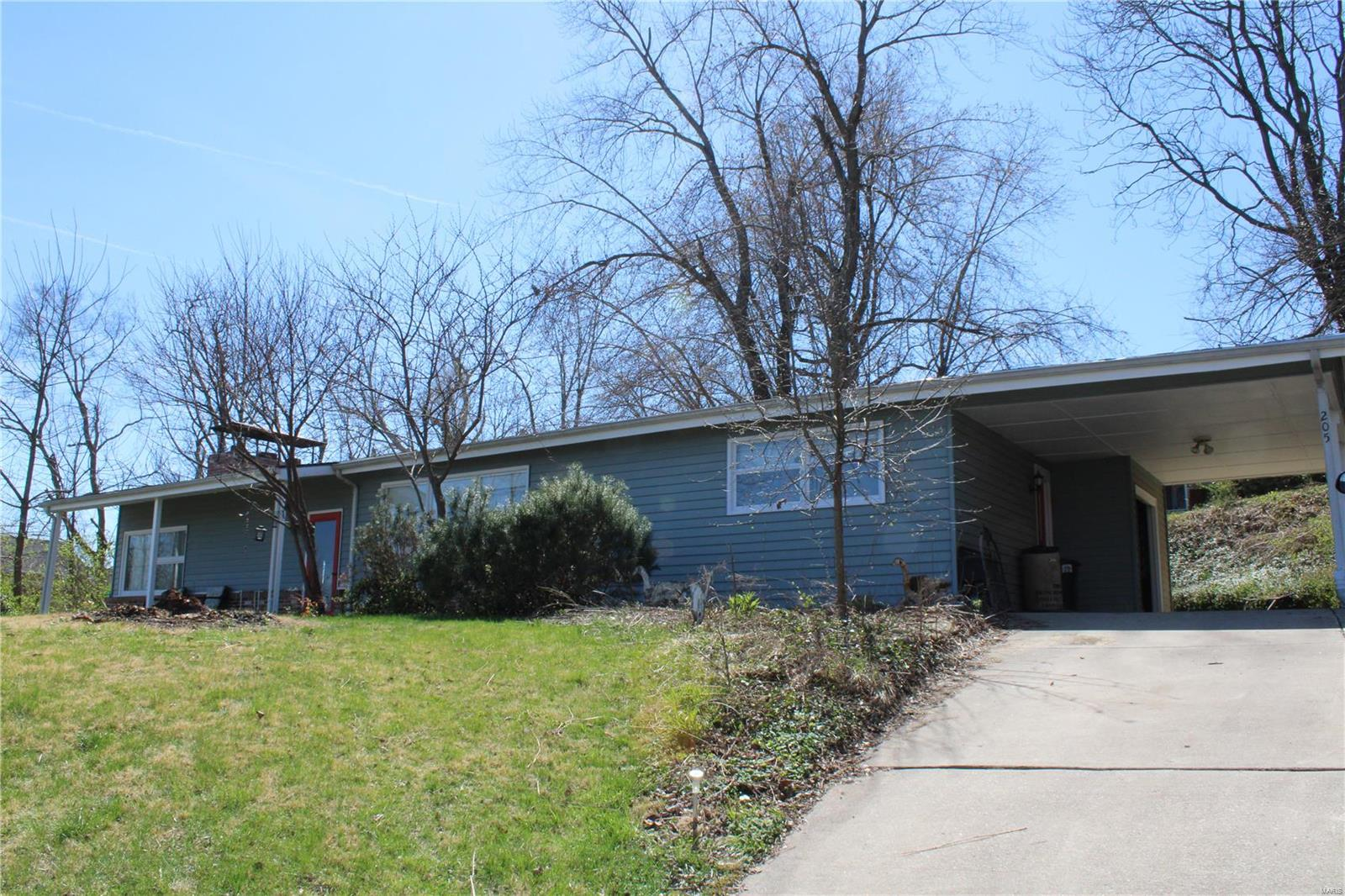 205 N 3rd Property Photo - Clarksville, MO real estate listing