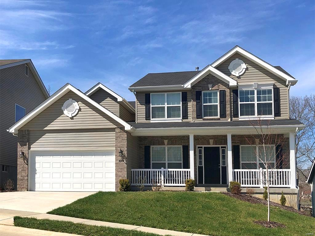 1 @ Hermitage II at Summit Property Photo - Fenton, MO real estate listing