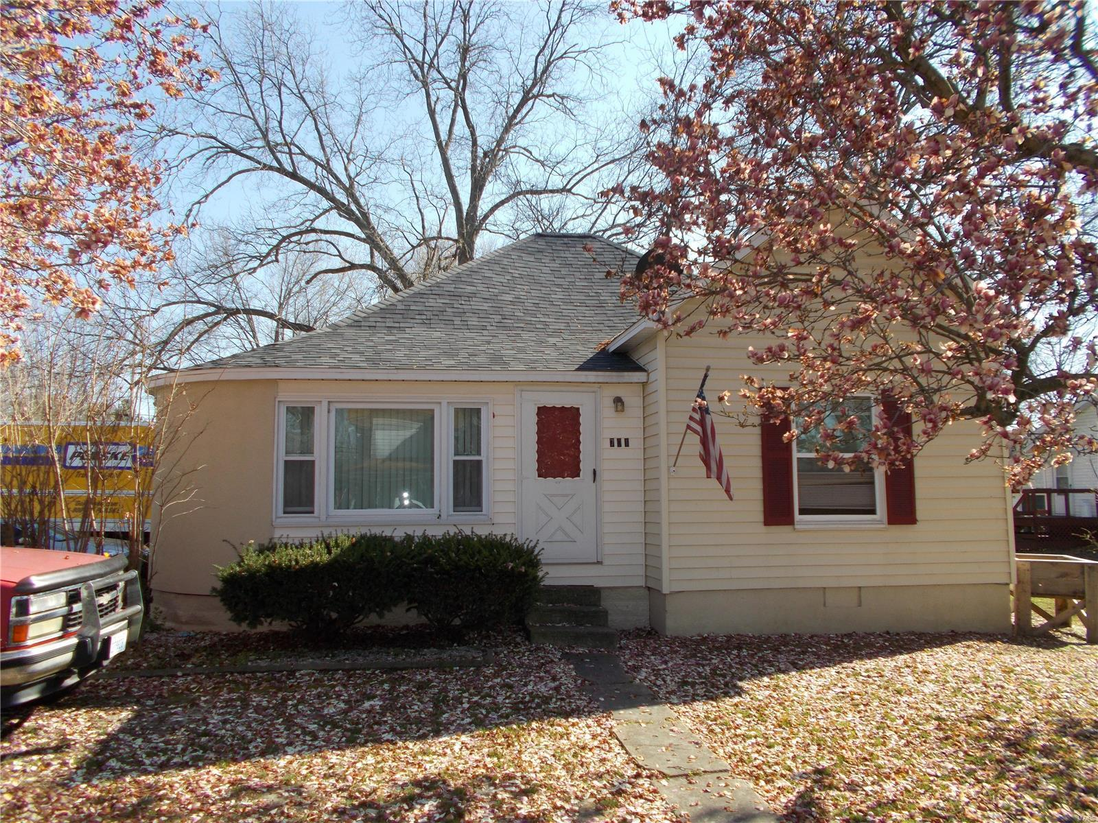 701 W Pine Property Photo - Percy, IL real estate listing