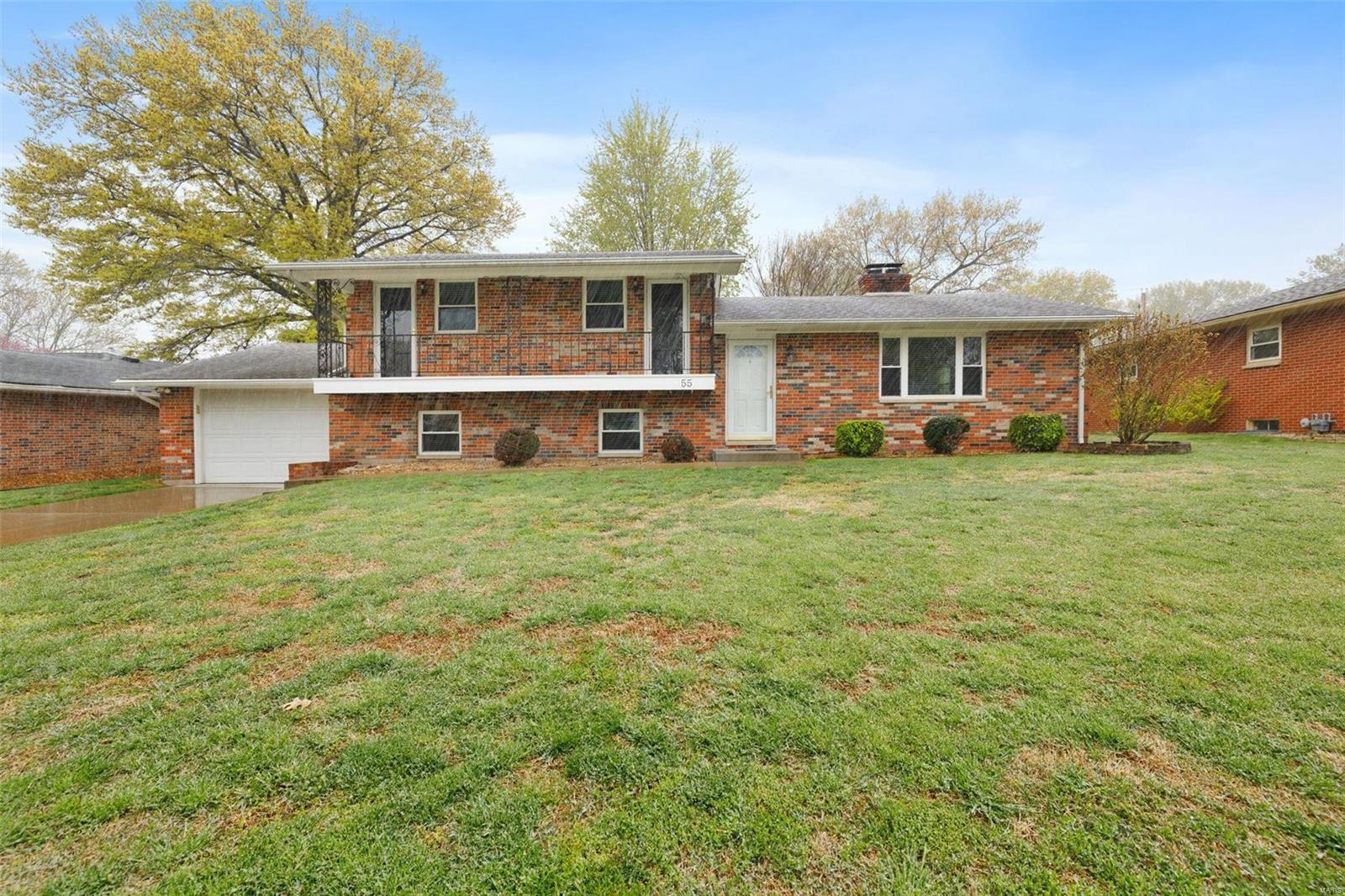 55 Kendall Dr Property Photo - Wood River, IL real estate listing