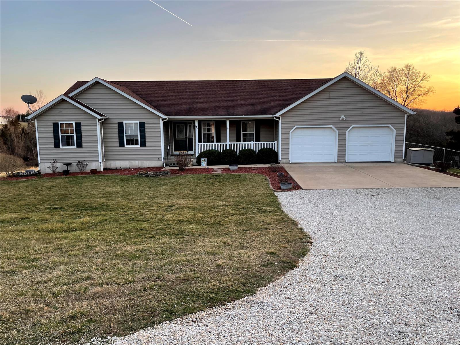 140 Windy Meadows Road Property Photo - New Haven, MO real estate listing