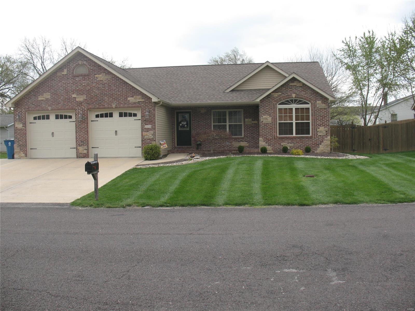 2110 Williams Property Photo - Maryville, IL real estate listing