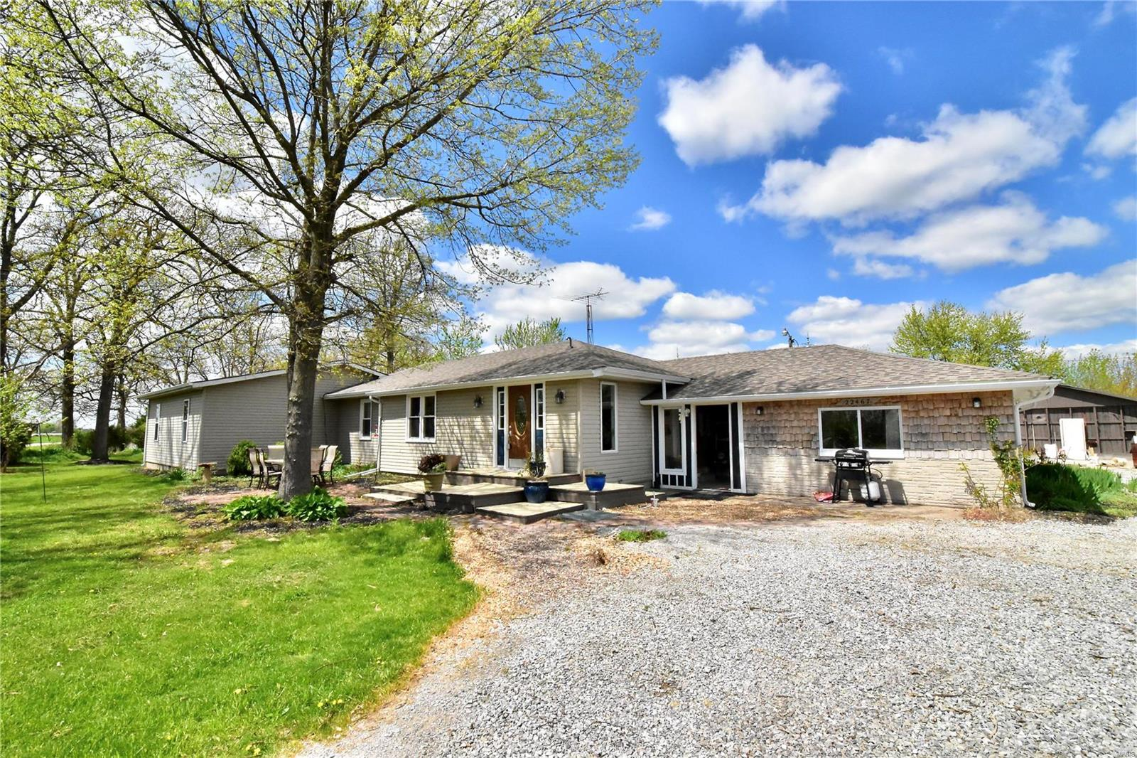 22467 Turkey Bend Road Property Photo - Dubois, IL real estate listing