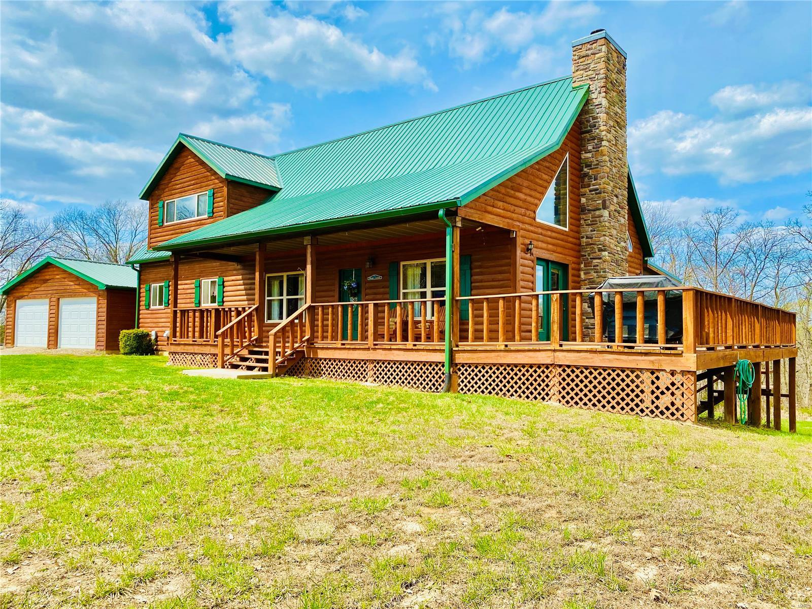 185 Whiteside School Road Property Photo - New Florence, MO real estate listing