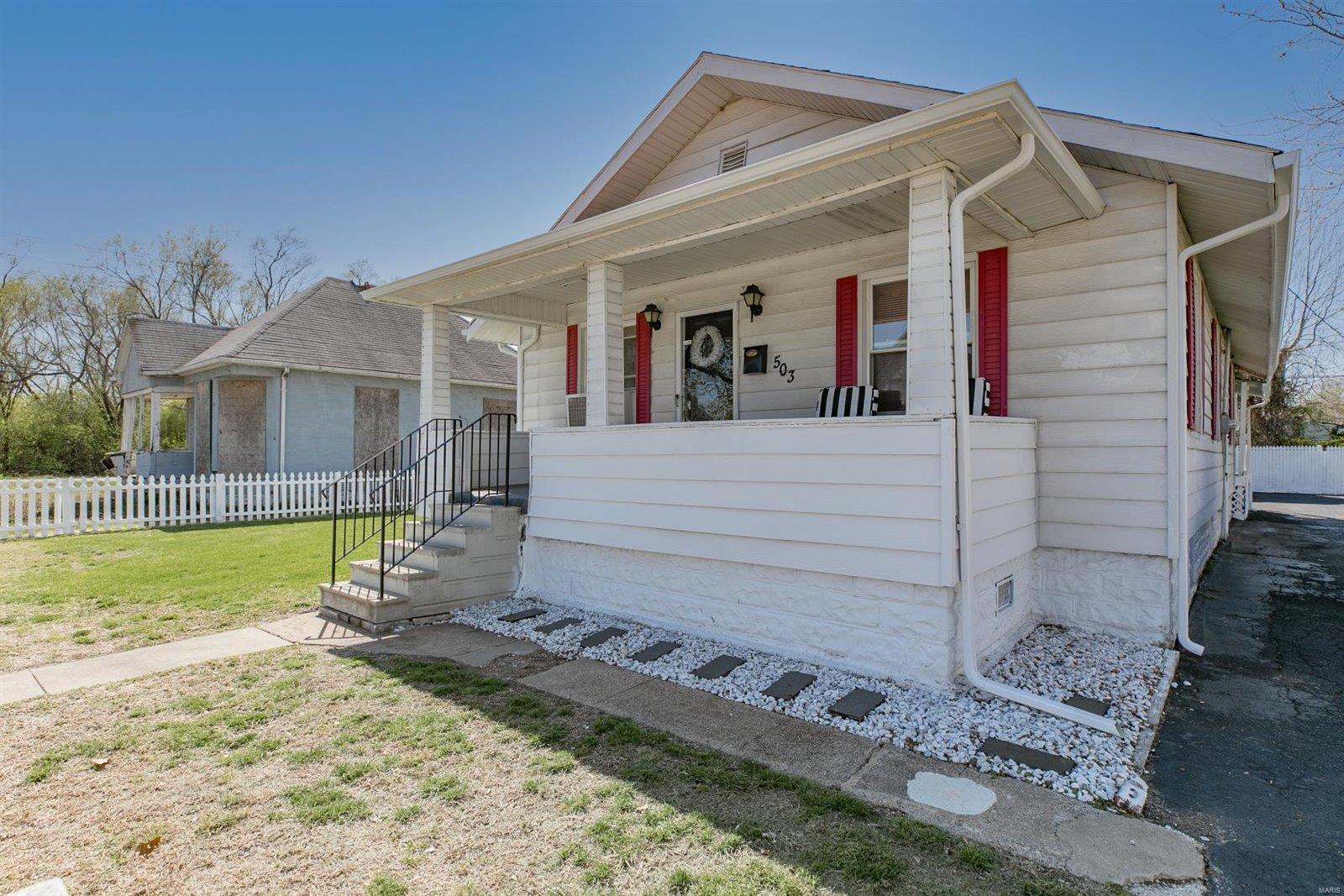 503 N 44th Street Property Photo - East St Louis, IL real estate listing