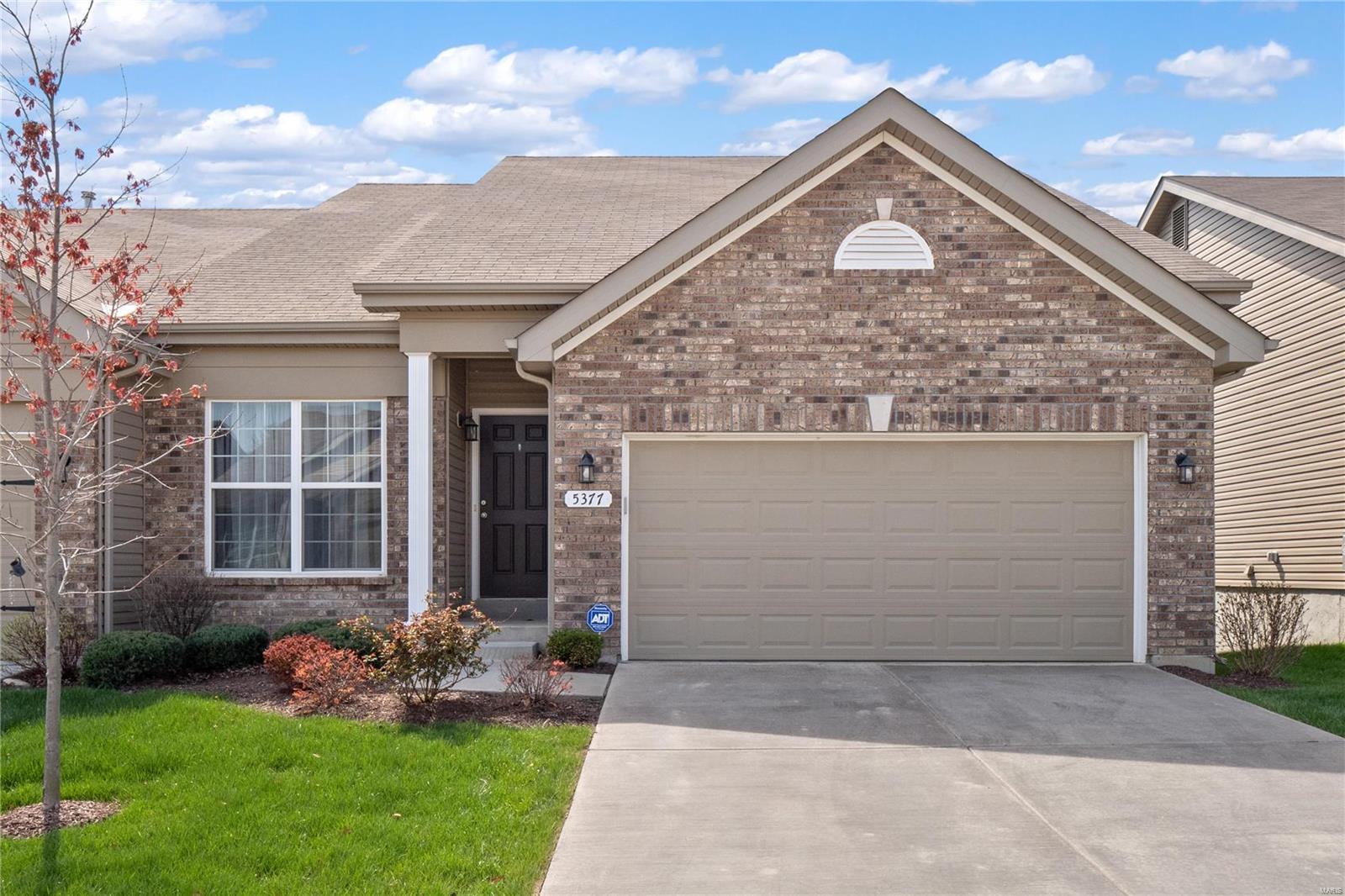 5377 Trailhead Court Property Photo - Eureka, MO real estate listing