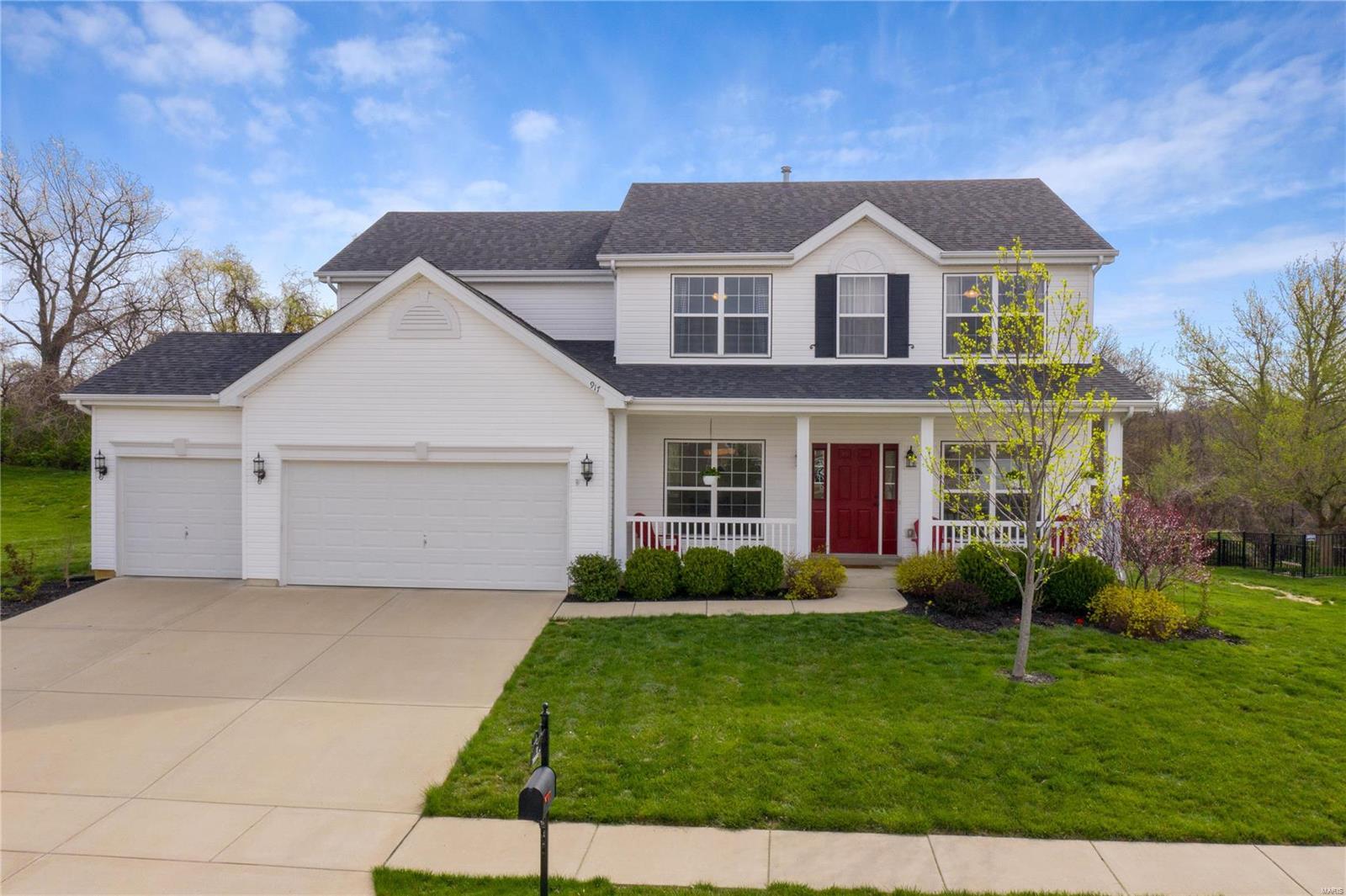 917 Thornridge Court Property Photo - Caseyville, IL real estate listing