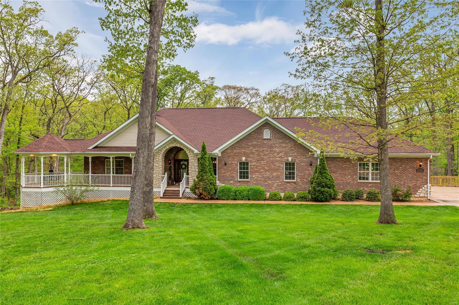 18 Lexington Oaks Court Property Photo - Foristell, MO real estate listing