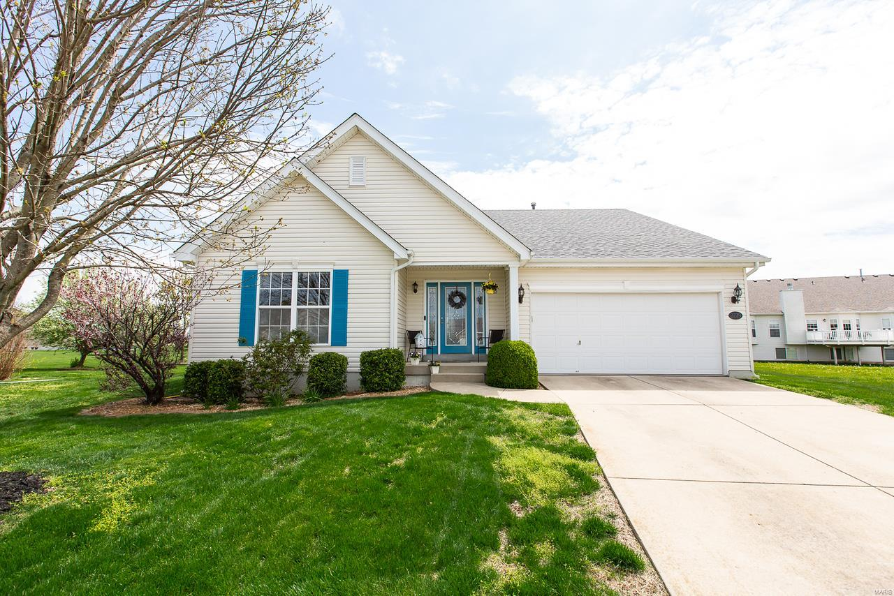 2279 Durham Court Property Photo - Maryville, IL real estate listing