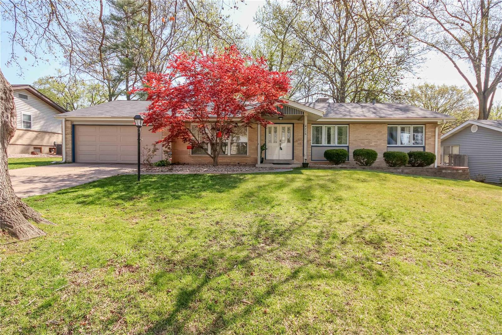 716 Timber Run Drive Property Photo - St Louis, MO real estate listing