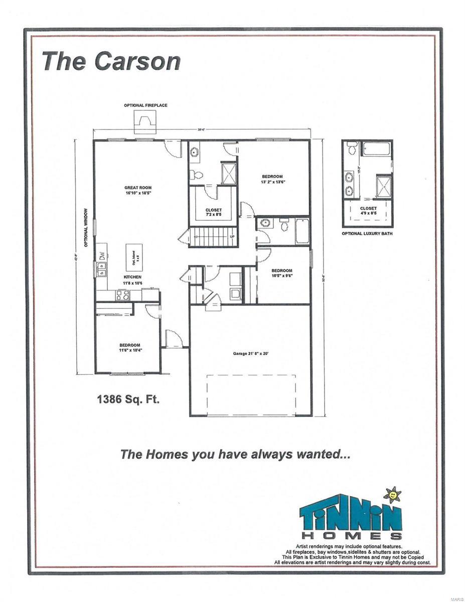 120 Doctrine Drive Property Photo - Festus, MO real estate listing